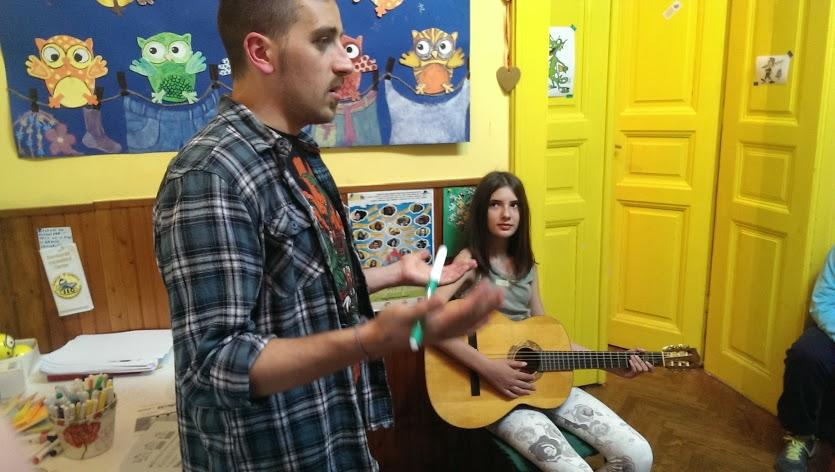 lezione chitarra