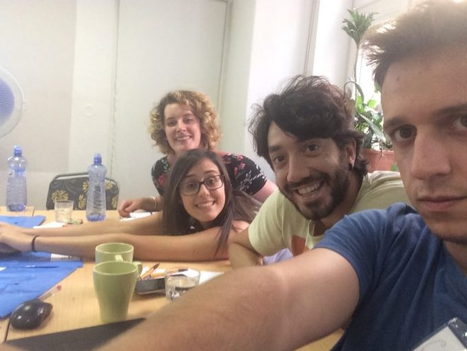 I nostri partecipanti italiani